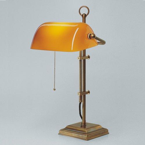 Bankerslampen Orange